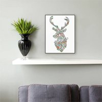 Mainstays 13x10 Color Your Own Wall Art