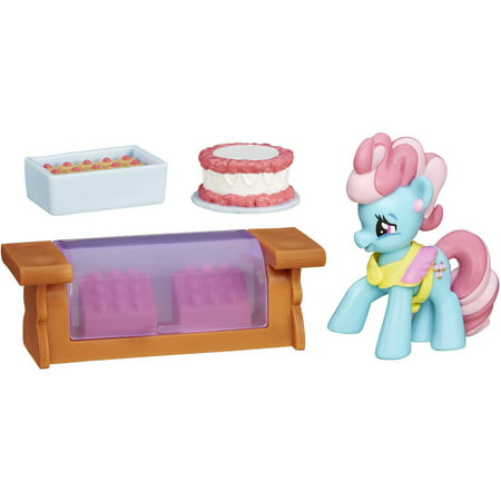 My Little Pony Friendship is Magic Collection Mrs. Dazzle Cake Pack (My Little Pony Adagio Dazzle)