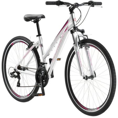 700C Schwinn Connection Womens Bike  Silver