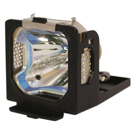 Original Osram Projector Lamp Replacement with Housing for Eiki POA-LMP37 - image 5 de 5