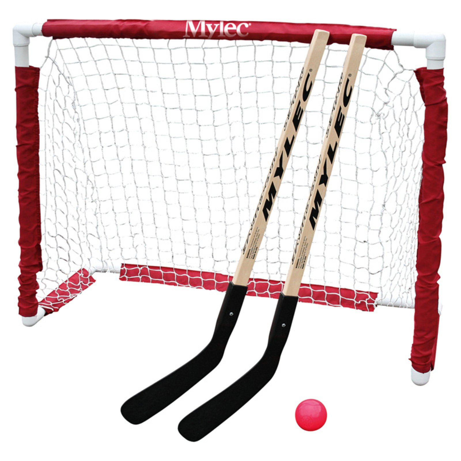 Mylec Junior Folding Hockey Goal by Overstock