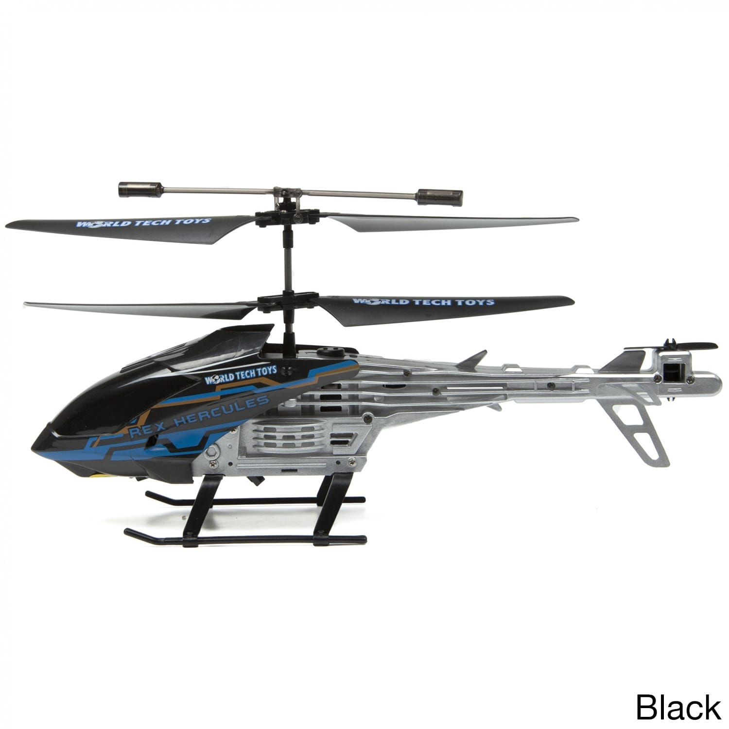 World Tech  Toys Rex Hercules 2CH RTF IR RC Helicopter