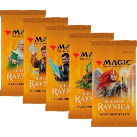 Guilds Of Ravnica Magic The Gathering Booster