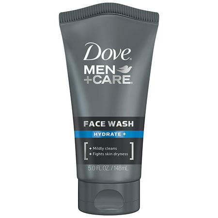 Dove Men+Care  Face Wash Hydrate Plus 5 oz - 5