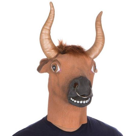 Image of Giant Animal Masks, Bull Ring Mask by Allures and Illusions