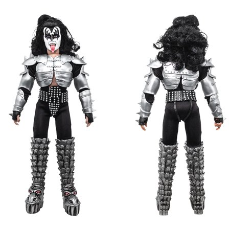KISS 12 Inch Action Figures Series 7 Destroyer: The (Kiss Destroyer)
