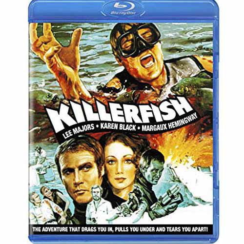 Killer Fish (1979) (Blu-ray)