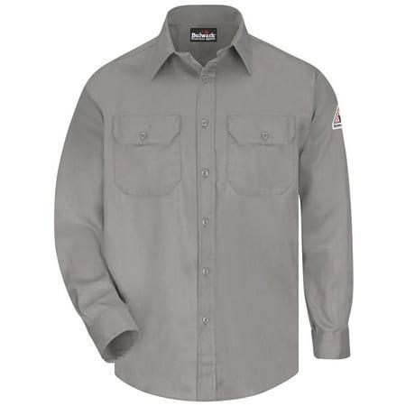 Bulwark Uniform Shirt 2XL Gray