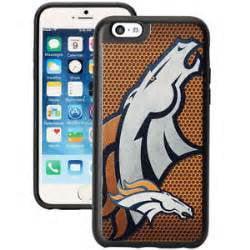 NFL Denver Broncos Rugged Iphone 6 Case