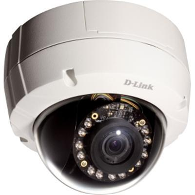 D-link Systems Dcs 6513 Full Hd Wdr Day Night Outdoor Dome Network Camera . by D-link Systems