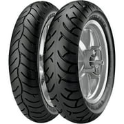 Metzeler 1660300 Feelfree Scooter Front Tire - 120/80-14