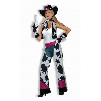 COSTUME-GLAMOUR COWGIRL