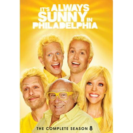 It's Always Sunny in Philadelphia: The Complete Season 8 (DVD)