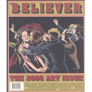 The Believer, Issue 58 : November / December 2008 Visual Art Issue