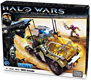 Halo UNSC Gremlin Set Mega Bloks 96818 by