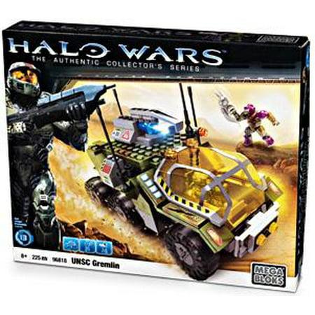 Halo UNSC Gremlin Set Mega Bloks 96818