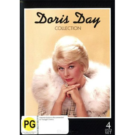 Doris Day Collection - 4-DVD Set ( Midnight Lace / Move Over Darling / Do Not Disturb / Caprice ) [ NON-USA FORMAT, PAL, Reg.0 Import - Australia ]](Usa Vs Australia Halloween)