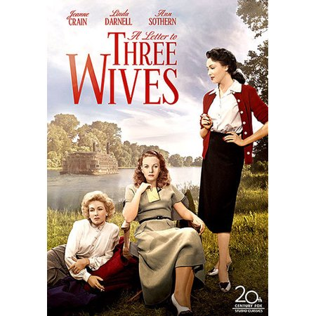 A Letter to Three Wives (DVD) (Letter To Future Wife On Wedding Day)