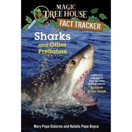 MTH #32: SHARKS AND OTHER PREDATORS