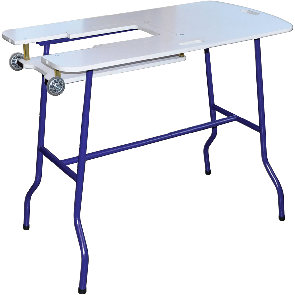 Sew & Go Adjustable Height Foldable Sewing Table
