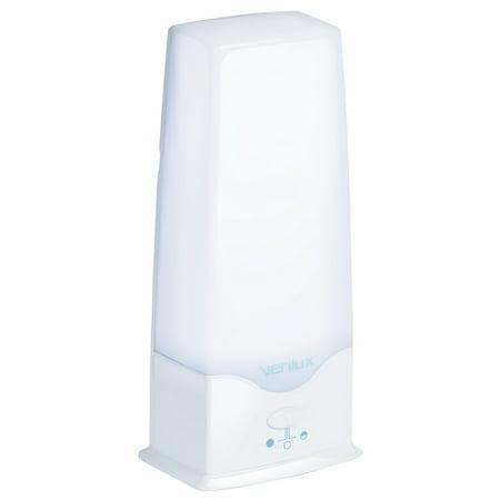 how to use verilux happy light 6000
