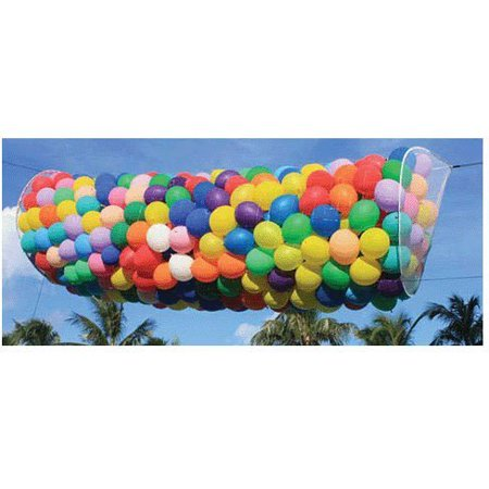 Balloon Drop Nets (Boss 500 Zippered Wireframe Balloon Drop Net Pkg/1, (1) per package By)