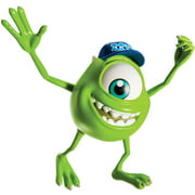 monsters university scare students action figure, mike
