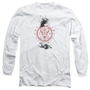 American Horror Story As Above So Below Mens Long Sleeve Shirt