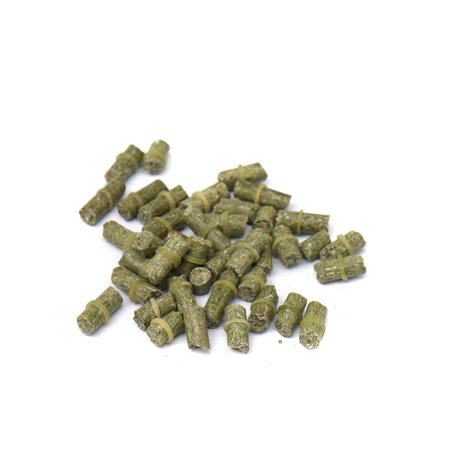 40Pcs Green Smell Grass Carp Baits Coarse Fishing Baits Fishing Lures Artificial Baits