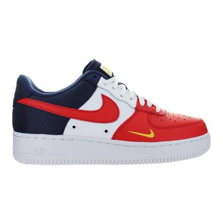 buy popular 12a57 8f3f2 Nike - Nike Air Force 1 07 LV8 Men s Shoes University Red Universite ...