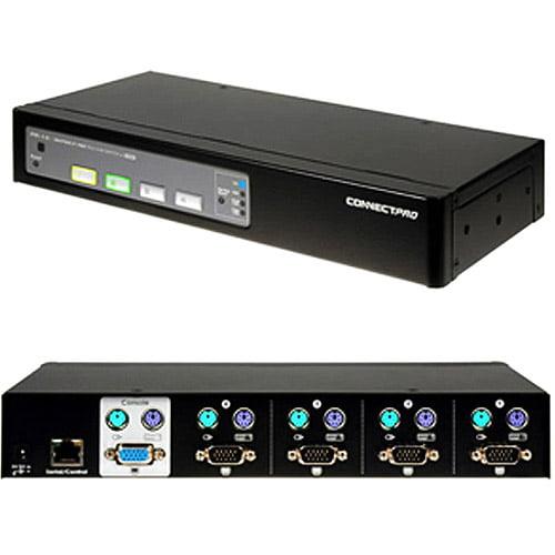 Connectpro PR-14-KIT Master-IT PRO PR-14 KVM Switch by ConnectPRO