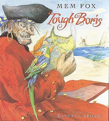 Tough Boris (Paperback)