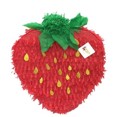 Strawberry Pinata 20