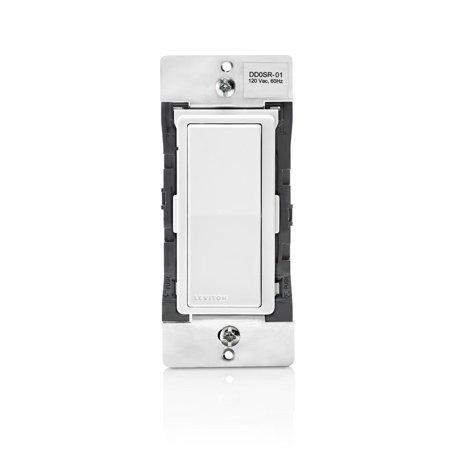 Coordinating Remote - DD0SR-1Z 120VAC Decora Digital/Decora Smart Coordinating Switch Remote, Coordinating switch remote for multi-location switching By Leviton