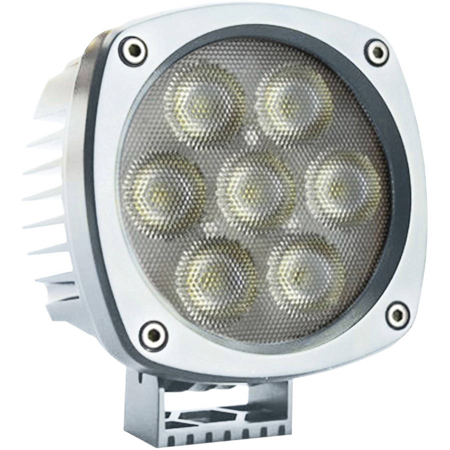 "Click here to buy MARINE SPORT MS4CREE35W 4.3"" 35-Watt 5,000-Lumen Marine LED Spotlight by Marine Sport."
