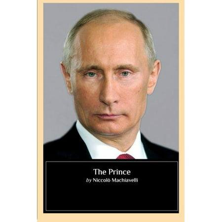 The Prince   Vladimir Putin Cover