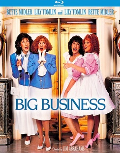 Big Business Blu-ray by KL Studio Classics