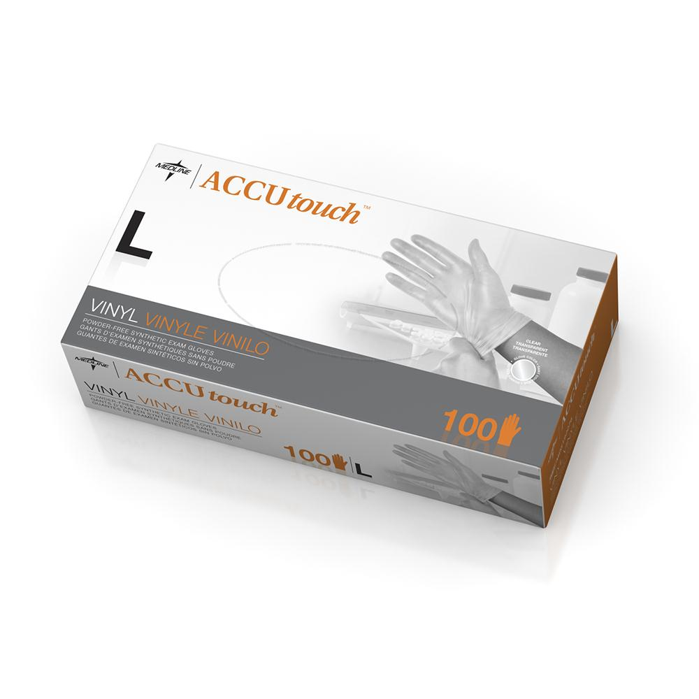 Accutouch Synthetic Exam Gloves - MDS192076