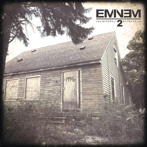 Image of The Marshall Mathers LP2 [Deluxe Edition] (explicit)
