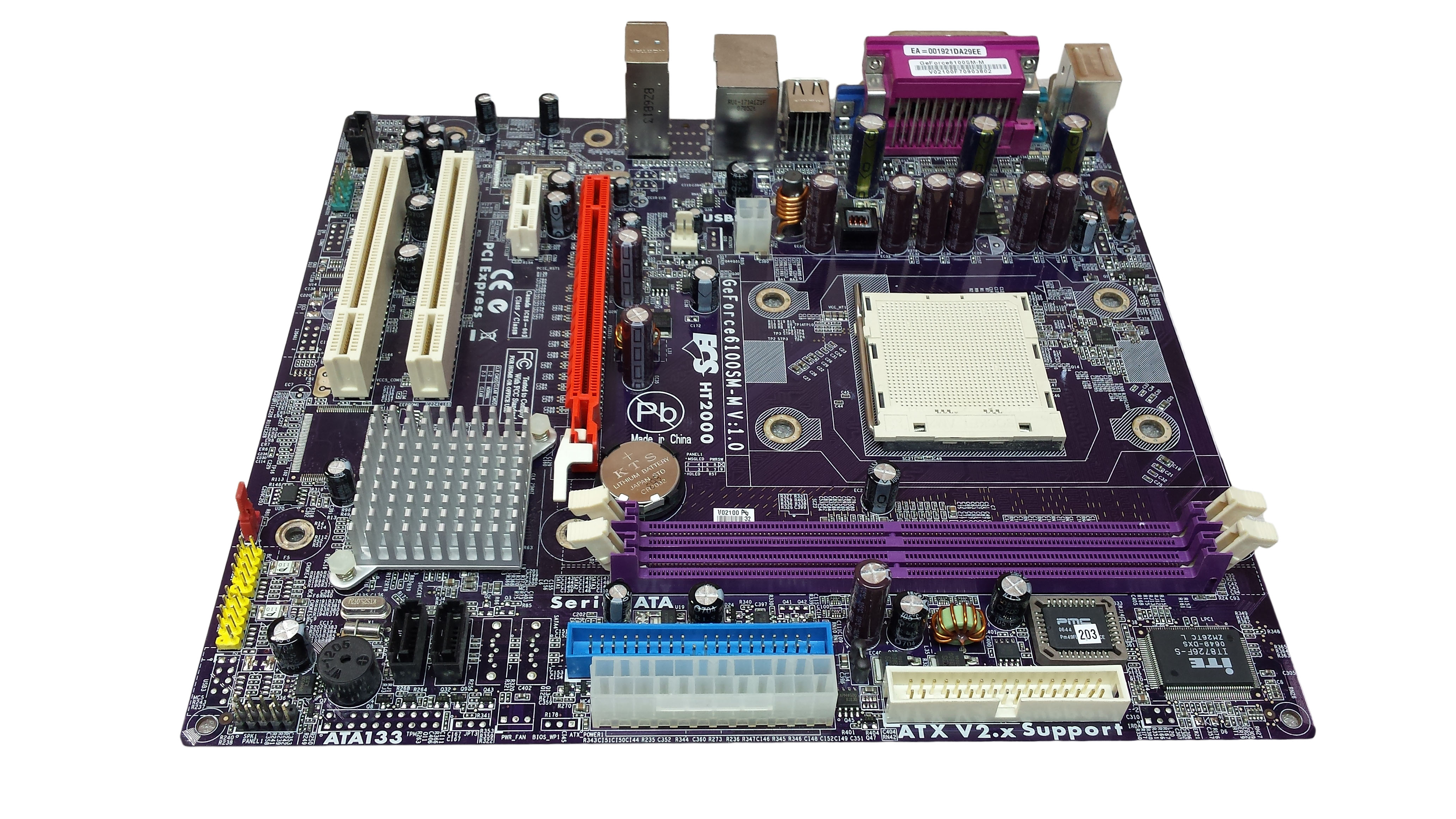 GEFORCE6100SM-M MOTHERBOARD DRIVER FOR PC