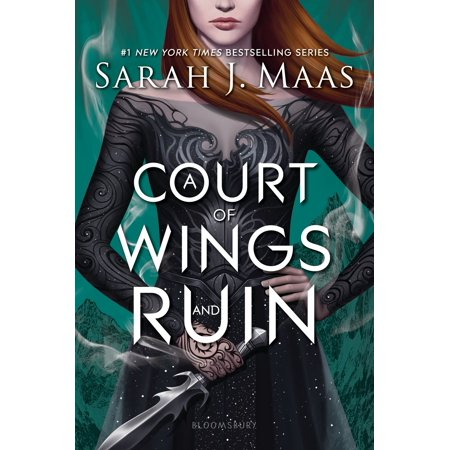 A Court of Wings and Ruin - eBook (A Court Of Thornes And Roses 3)