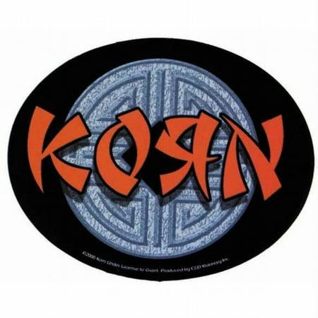 Korn -Tribal Logo Decal