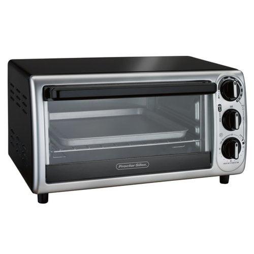 Proctor-Silex 4-Slice Modern Toaster Oven