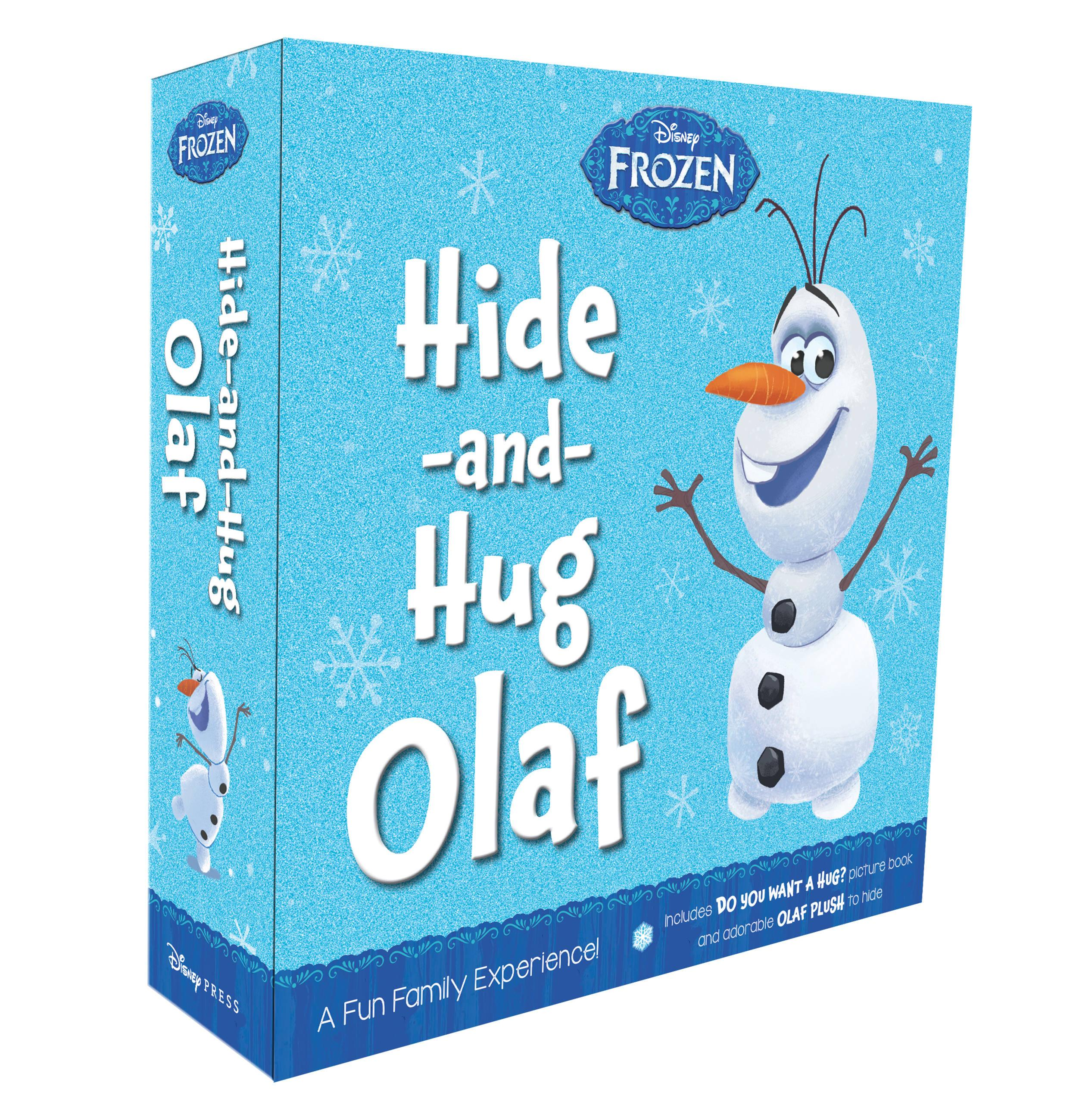 Frozen Hide-and-Hug Olaf : A Fun Family Experience!