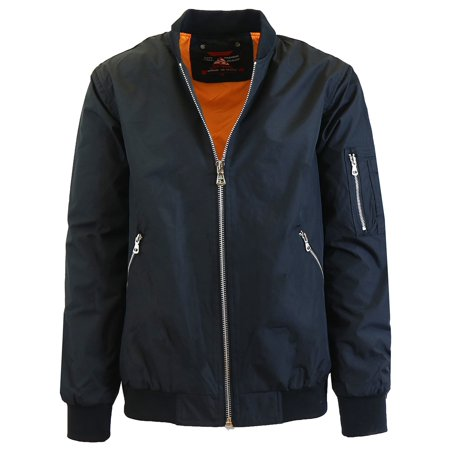 Mens Lightweight MA-1 Bomber Flight Jackets
