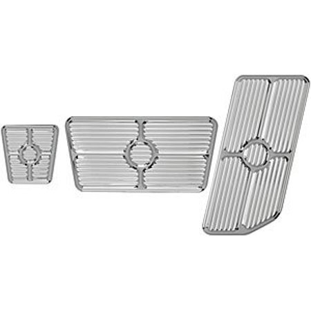 - Billet Specialties 198622 Polished Universal Grooved Pedal Kit