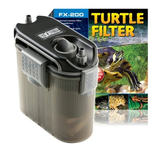 ExoTerra External Turtle Filter for Aquarium
