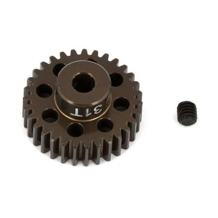 - Associated Electrics Asc1349 Ft Aluminum Pinion Gear, 31T 48P, 1/8