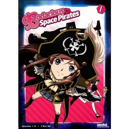Bodacious Space Pirates: Collection 1 by SECTION 23 FILMS