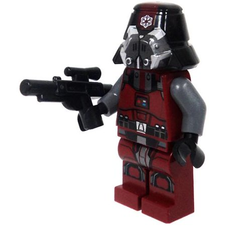 LEGO Star Wars Loose Sith Trooper Minifigure [Red Uniform Loose]